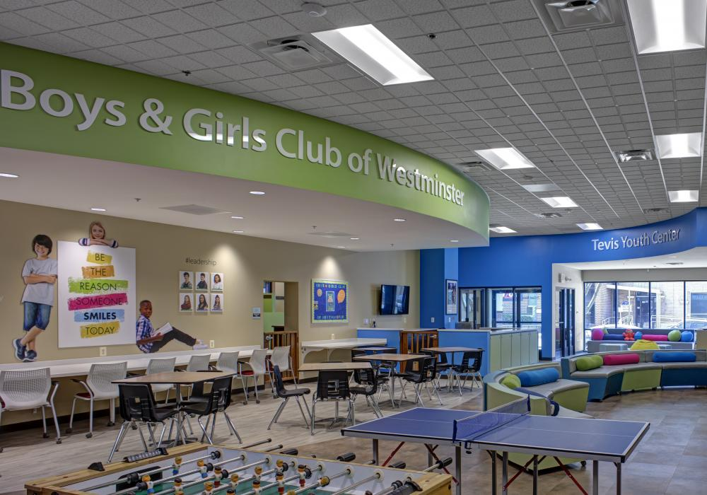 The Boys & Girls Club of Westminster
