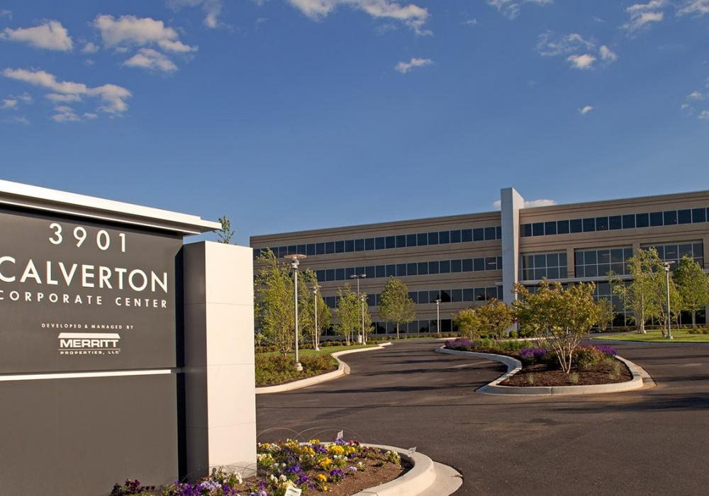Calverton Corporate Center exterior