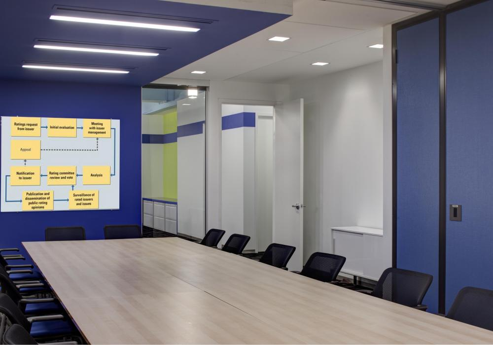 Calverton Corporate Center interior