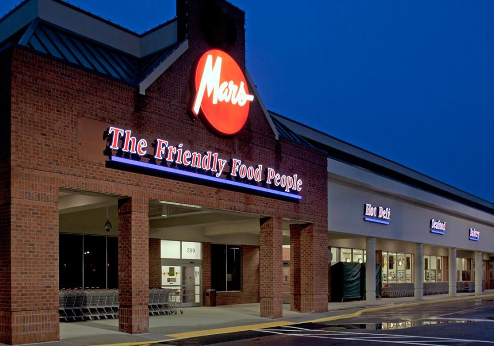 Mars Grocery Store